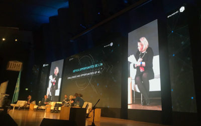 Dr. Catherine Mulligan: UNESCO Humanistic AI Conference (Paris, March 2019)