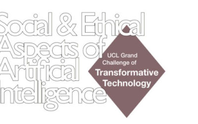 Digital Ethics Forum (Interdisciplinarity at UCL)